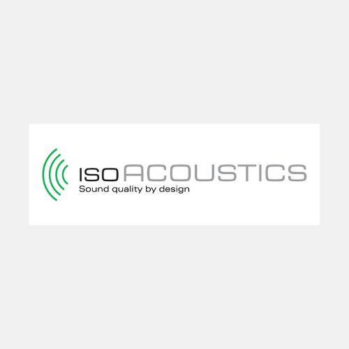 Logo-IsoAcoustics-grijs