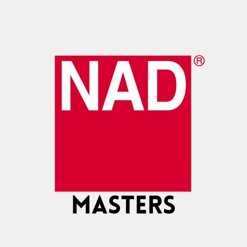 NAD-masters grijs